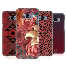 HEAD CASE DESIGNS MARSALA TRENDS HARD BACK CASE FOR SAMSUNG GALAXY S8