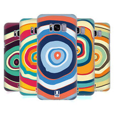 HEAD CASE DESIGNS COLOURFUL TREE RINGS BACK CASE FOR SAMSUNG GALAXY S8+ S8 PLUS