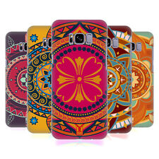 HEAD CASE DESIGNS INDIAN MONOGRAMS HARD BACK CASE FOR SAMSUNG GALAXY S8+ S8 PLUS
