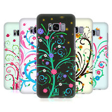 HEAD CASE DESIGNS VINES AND FLOWERS HARD BACK CASE FOR SAMSUNG GALAXY S8
