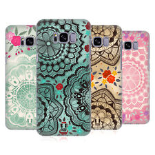HEAD CASE DESIGNS DOODLE DOILIES HARD BACK CASE FOR SAMSUNG GALAXY S8+ S8 PLUS