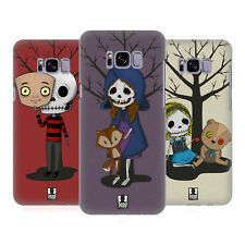 HEAD CASE DESIGNS SKULL KIDS HARD BACK CASE FOR SAMSUNG GALAXY S8+ S8 PLUS