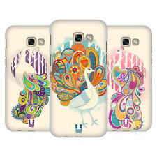 HEAD CASE DESIGNS PAISLEY PEACOCK HARD BACK CASE FOR SAMSUNG GALAXY A5 (2017)