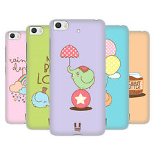 HEAD CASE DESIGNS ELEFANTI KAWAII COVER RETRO RIGIDA PER XIAOMI Mi 5s