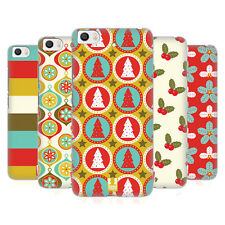 HEAD CASE DESIGNS NATALE RETRO COVER RETRO RIGIDA PER XIAOMI Mi 5s