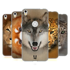 HEAD CASE DESIGNS VISAGES ANIMAUX 2 ÉTUI COQUE EN GEL POUR ALCATEL SHINE LITE
