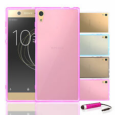 32nd Ultra Slim Clear Gel Case Cover For Sony Xperia Phones