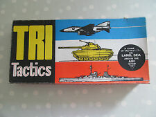 TRI TACTICS BOARD GAME BY H P GIBSON & SONS LTD