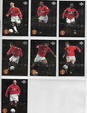 MANCHESTER UNITED     WE ARE UNITED STRIKE FORCE     :by UPPER DECK   CHOOSE
