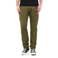 "Carhartt WIP - Vicious Pant ""Lamar"" Stretch Twill, 8.6 oz Rover Green Rinsed"