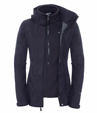The North Face Delle donne Evolution II Triclimate Giacca,TNF nero,Giacca 3-in-1