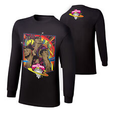 NEU+ORIGINAL The New Day AUTHENTIC LONGSLEEVE T-SHIRT S-3XL WWE LONG SLEEVE RAW