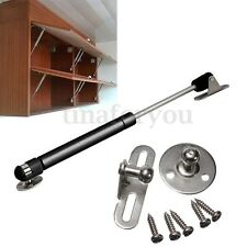 100N/10kg Hydraulic Gas Strut Lift Support Kitchen Cupboard Door Cabinet Hinges