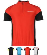 SPORT Muddyfox Cycling Short Sleeve Jersey Mens White/Red