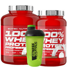 Scitec Nutrition 100% Whey Protein Professional 2350g 920g Eiweiss + Shaker NEU