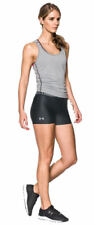 Under Armour Donna Sport Fitness caldo pantaloni SHORTY UA HEATGEAR ARMATURA