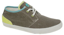 Timberland Earthkeepers Campamento Oxford 2 OJOS Lona Zapatos Hombre Verde Oliva
