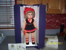 Vintage Lenci Doll with Original Box and COA - Mint