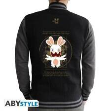 LAPINS CRETINS - Jacket - Rabbit Da Vinci man black/dark grey