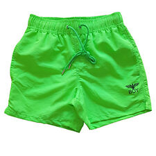 Boxer mare uomo BL 573 BOY LONDON XS costume VERDE