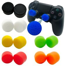 2 x [EXTENDER] Thumb Stick Cover Grip Caps For Sony Playstation PS4 Controller