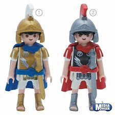 Playmobil romain figurine Tribune centurio GLADIUS Casque avec cape ,