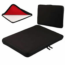 """13.3"""" 15.6"""" NOTEBOOK LAPTOP SLEEVE BAG CARRY CASE COVER FOR APPLE HP SONY DELL"""