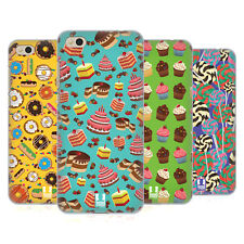 HEAD CASE DESIGNS PATTERN DI DOLCETTI COVER RETRO RIGIDA PER XIAOMI Mi 5c