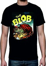 THE BLOB Camiseta - 1958 ciencia ficción, B-Movie, cine clásico, Steve McQueen,