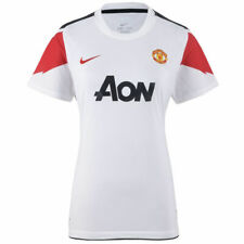 Nike Manchester United MUFC Training Top T-shirt Womens White 382487 105 DD45