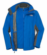 The North Face Mens Evolution II Triclimate Jkt, azul gris