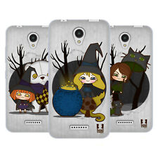HEAD CASE DESIGNS WITCHES SOFT GEL CASE FOR LENOVO A PLUS