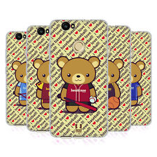 HEAD CASE DESIGNS MR. BEAR SPORTS ÉTUI COQUE EN GEL MOLLE POUR HUAWEI NOVA