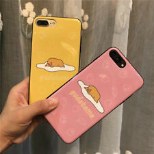Lovely Cartoon funny fried egg shockproof soft Phone Case for iPhone 6 6s 7 Plus