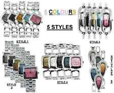 The Olivia Collection Da Donna Colorato Quadrante Design Orologio Fashion