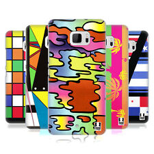 HEAD CASE DESIGNS 1980S PRINTS AND PATTERN HARD BACK CASE FOR HTC U ULTRA