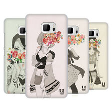 HEAD CASE DESIGNS FLORAL BEAUTIES HARD BACK CASE FOR HTC U ULTRA