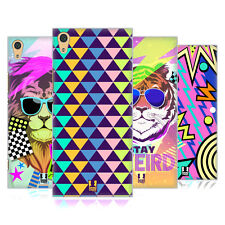 HEAD CASE DESIGNS BACK TO THE 80S BACK CASE FOR SONY XPERIA XA1 ULTRA / DUAL