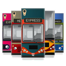 HEAD CASE DESIGNS BUS STUFF HARD BACK CASE FOR SONY XPERIA XA1 ULTRA / DUAL