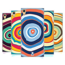 HEAD CASE DESIGNS COLOURFUL TREE RINGS CASE FOR SONY XPERIA XA1 ULTRA / DUAL