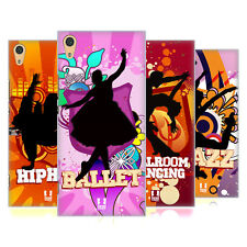 HEAD CASE DESIGNS JUST DANCE HARD BACK CASE FOR SONY XPERIA XA1 ULTRA / DUAL