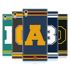 HEAD CASE DESIGNS COLLEGE VARSITY BACK CASE FOR SONY XPERIA XA1 ULTRA / DUAL