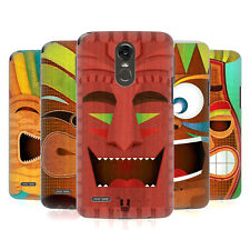 HEAD CASE DESIGNS COLLECTION TIKI ÉTUI COQUE POUR LG STYLUS 3 / K10 PRO