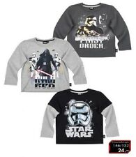 Star Wars: The Clone Wars Long Sleeve T-Shirts Tops 6-12 NEW STYLE