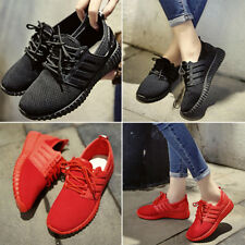 Womens Lady Sport Shoes Casual Shoes Breathable Sneakers Running Shoes