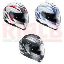 Casco Moto Modulare HJC IS-MAX II ELEMENTS tricolore con sistema d'areazione