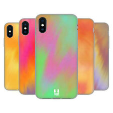 HEAD CASE DESIGNS TIE DYE COVER MORBIDA IN GEL PER APPLE iPHONE TELEFONI