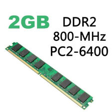 2GB / 4gb Memoria RAM DDR2 PC5300/6400 667/800mhz 240pin PC Escritorio CPU CHIP