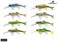 New Daiwa Prorex Hybrid Crankbait 140 Lure with Spare Tail - All Colours