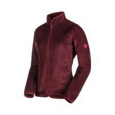 Mammut Yampa Tour ML Jacket Women, Highloft-Fleecejacke für Damen, merlot